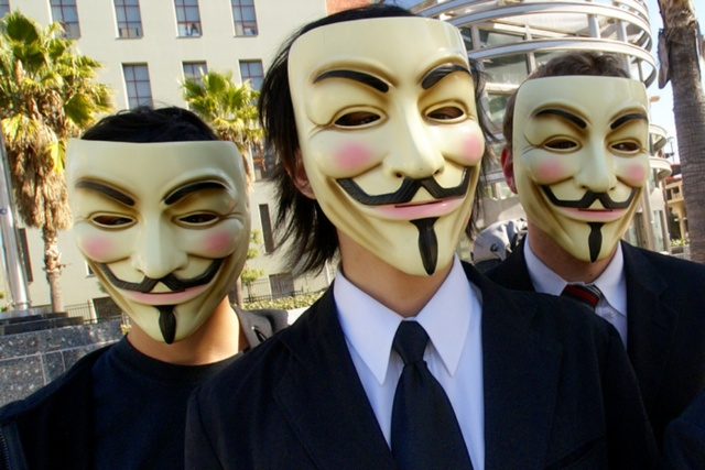 Thank God, Anonymous Is Planning On Shutting Down The Internet This Saturday