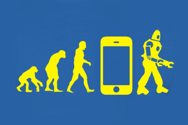 iPod Evolves To Robots - Macgasm
