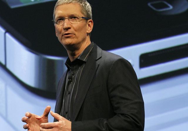 Time Names Tim Cook One Of The Worlds Most Influential People