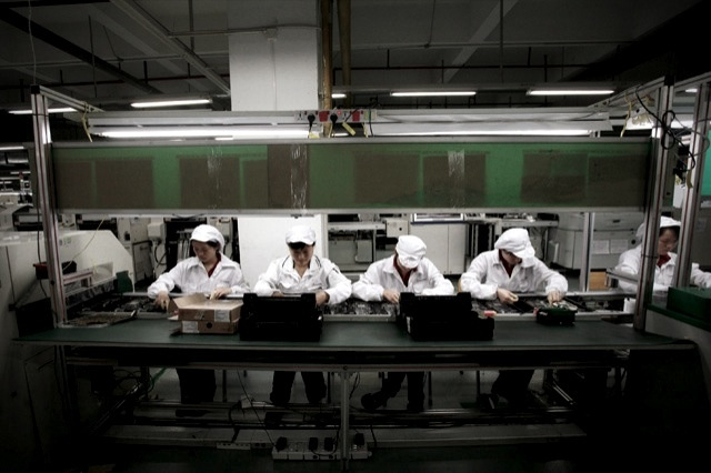 Apple Sharing The Initial Cost Of Improving Foxconn Worker Conditions