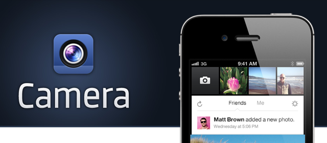 Facebook Launches Its Camera App, Set To Dominate The Market
