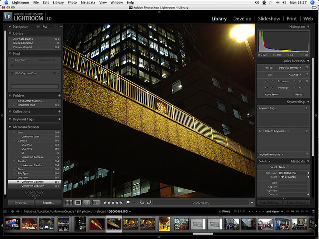Lightroom Comes to Creative Cloud