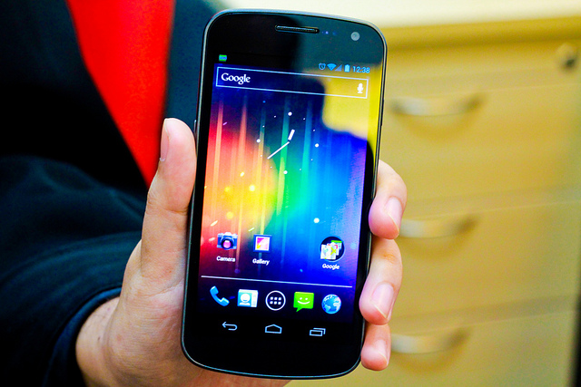 Android 4.1 ROM Leaked For Galaxy Nexus