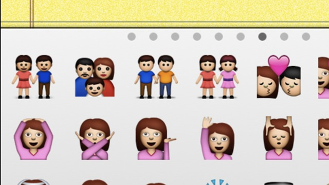 iOS 6 Includes Gay And Lesbian Couple Emoticons