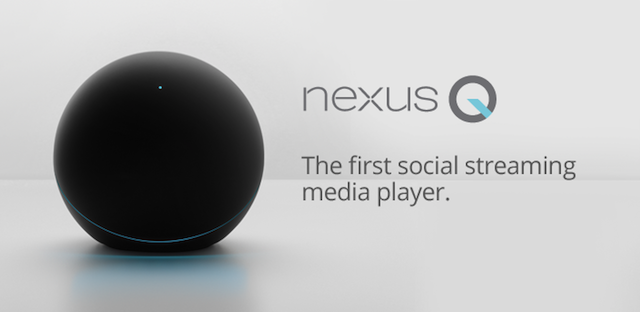 Google Nexus Q Announced