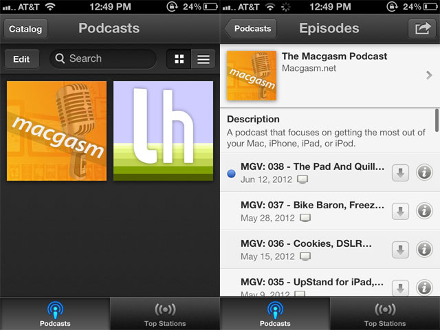 Apple Releases 'Podcasts' For iOS