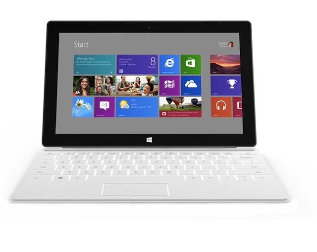 Microsoft Announces Surface Tablet, No Pricing or Release Date
