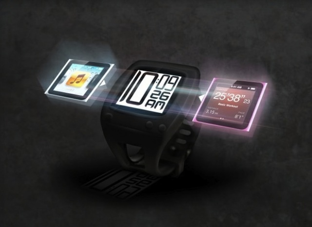 new ipod nano watch case bluetooth enabled syre macgasm. Black Bedroom Furniture Sets. Home Design Ideas