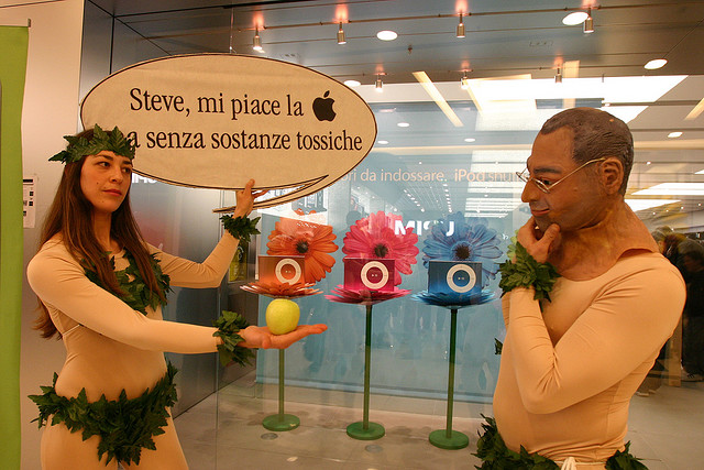 Apple Stores in Italy May Be Forced To Close
