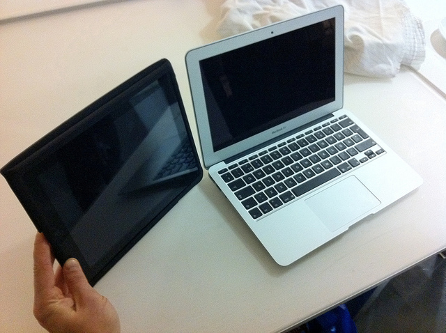 MacBook Air Eating Ultrabook Sales