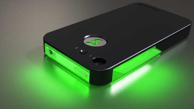 Phaze5 - FLASHr iOS LED Flash Notification Case for iPhone