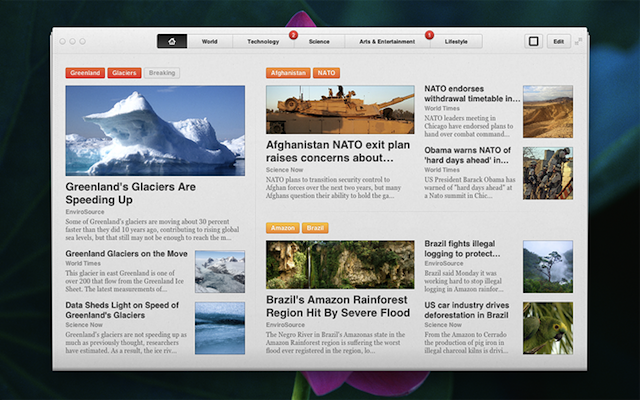 Pulp News Reader Updated With Retina Support