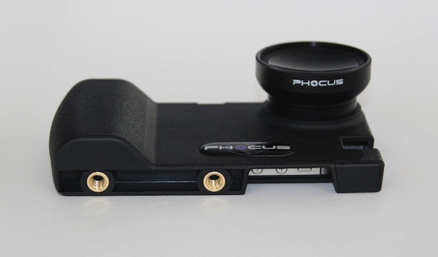 Make Your iPhone's Camera Even Better With Phocus