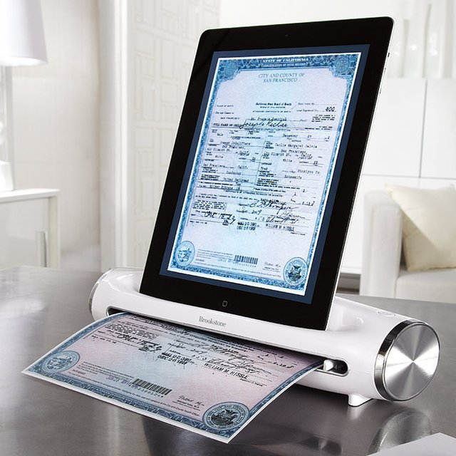 iConvert Scanner for iPad