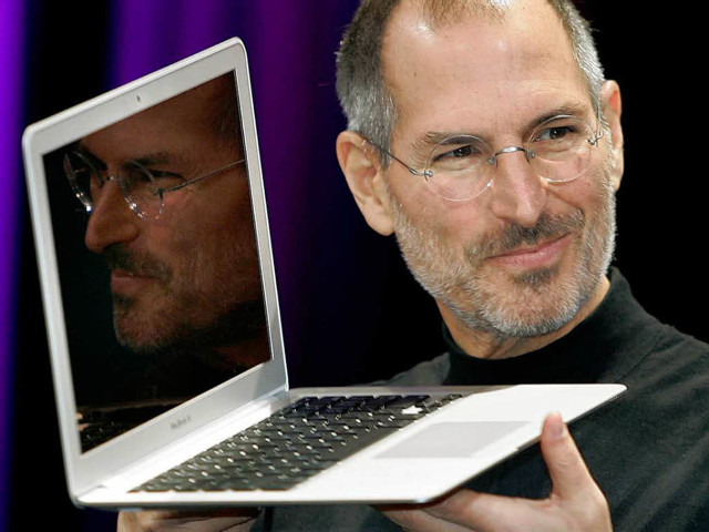 Scientific Study Conducted To Figure Out Why People Mourned Steve Jobs Passing