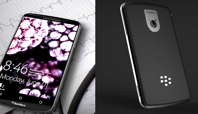 Interesting Blackberry Windows Phone Concept Surfaces, Looks Great