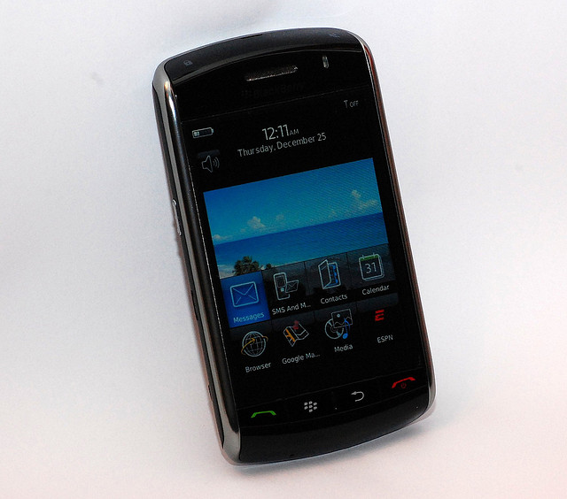 Blackberry 10 Design Executive Leaves RIM