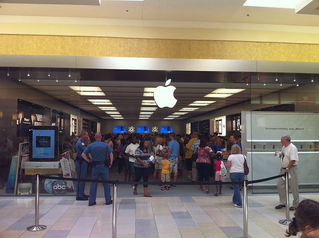 First Russian Apple Store To Open Soon?