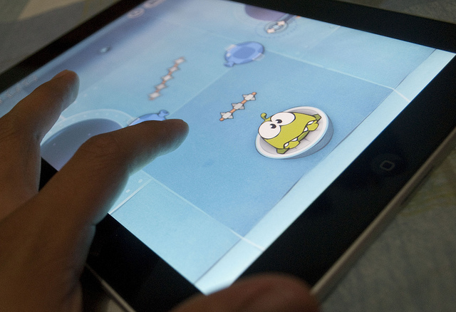Cut The Rope Receives An Update, Adds 25 New Levels