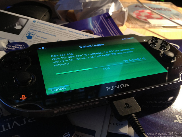 The Downfall of PlayStation? Sony Sells 2.2m PS Vita's To Date
