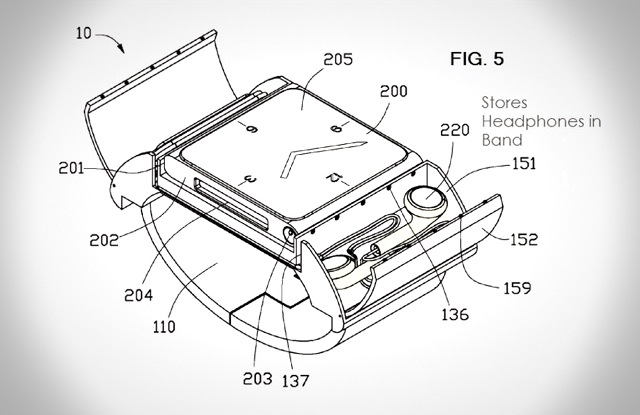Foxconn Patents Its Very Own Nifty iPod Nano Watchband