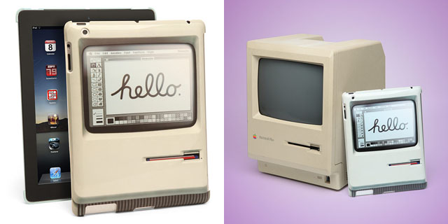 Keep It Retro With The Padintosh Case For iPad