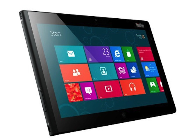 Windows RT Tablets To Cost $300 Less Than Intel Tablets, Says Lenovo