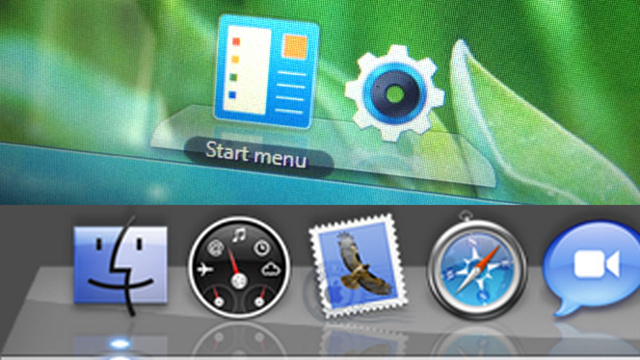 Oops Samsung Did It Again: Samsung Stealing OS X Dock?