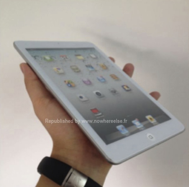 Leaked Photos Reveal Finished iPad Mini For The First Time ...