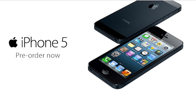 Apple Is Completely Blown Away By iPhone 5 Preorders