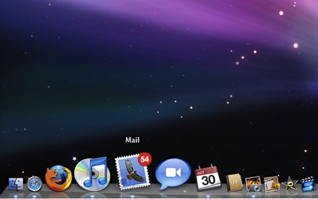 Tip: Attach Files To Email Directly From The Dock, And Other Tips