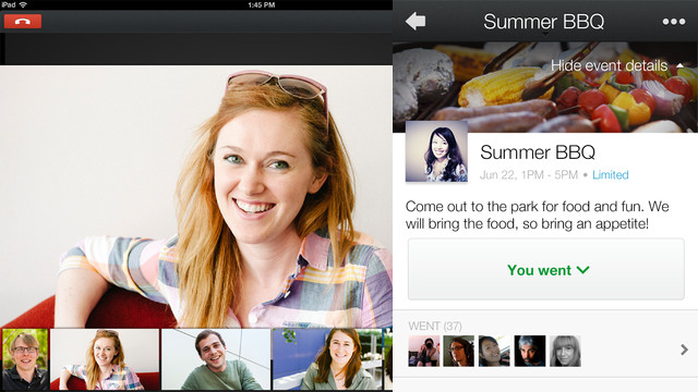 Google+ App Update Adds Support For iPhone 5 And Controls For Pages