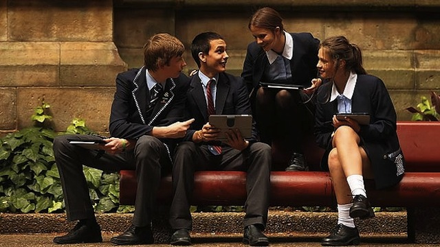 Private Schools In Australia Requiring Students To Own An iPad By Next Year