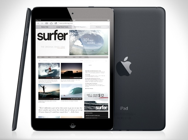 Apple Answers The Bell, Releases An iPad Mini