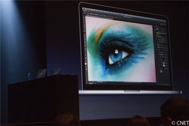 Apple Commits Ultimate Photographer Foul, Uses Eye Photo Without Permission