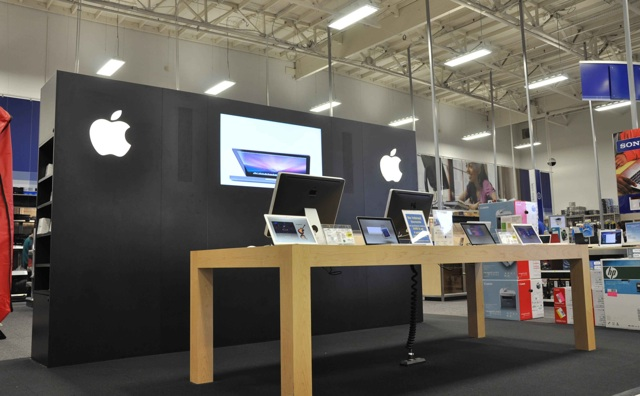 Best Buy Catches Apple Store In Iphone Sales But Carriers