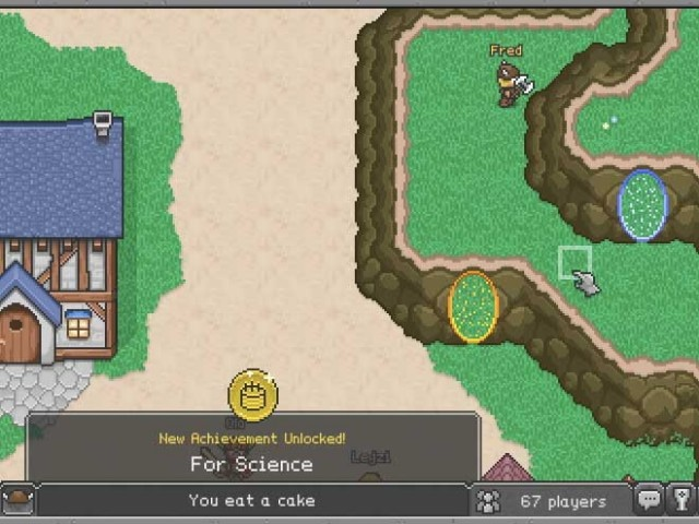 Mozilla Creates Online Multiplayer Game To Promote Html5