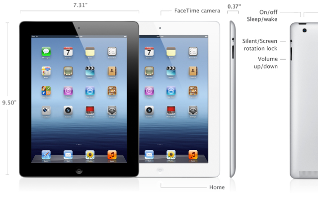 how to know ipad generation