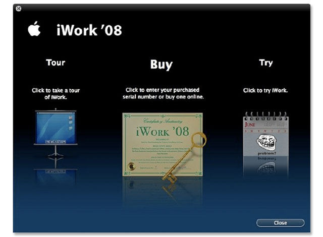 Apple Ends iWork And Aperture Trial Software