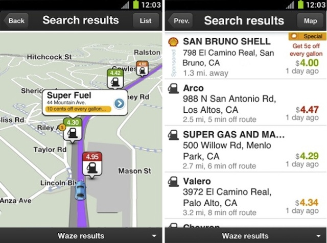 Navigate To The Closest Gas Station >> New Waze Update Helps Find Cheapest Closest Gas Station Macgasm