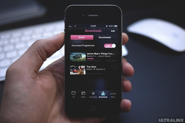 BBC iPlayer Now Allows For Mobile Downloads For Offline Viewing