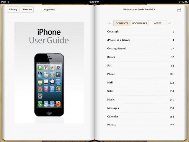 user guide for iphone 5 and ios 6 available macgasm rh macgasm net Apple iPhone Manual good for enterprise ios user guide